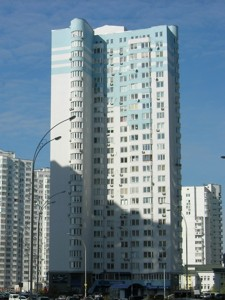 Квартира Чавдар Елизаветы, 7, Киев, Z-618598 - Фото