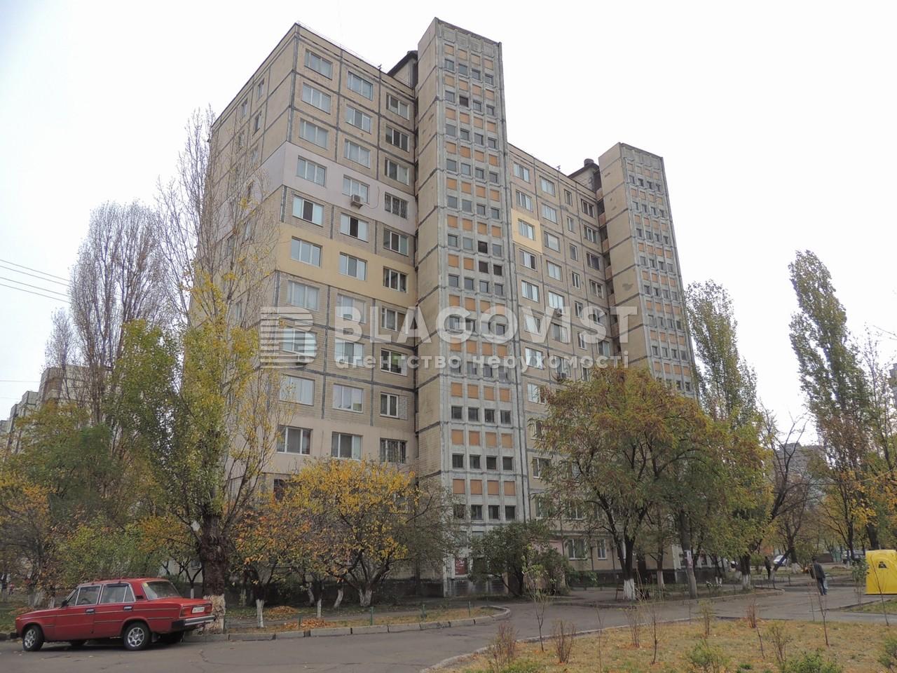 Квартира A-110019, Тимошенко Маршала, 7б, Киев - Фото 1