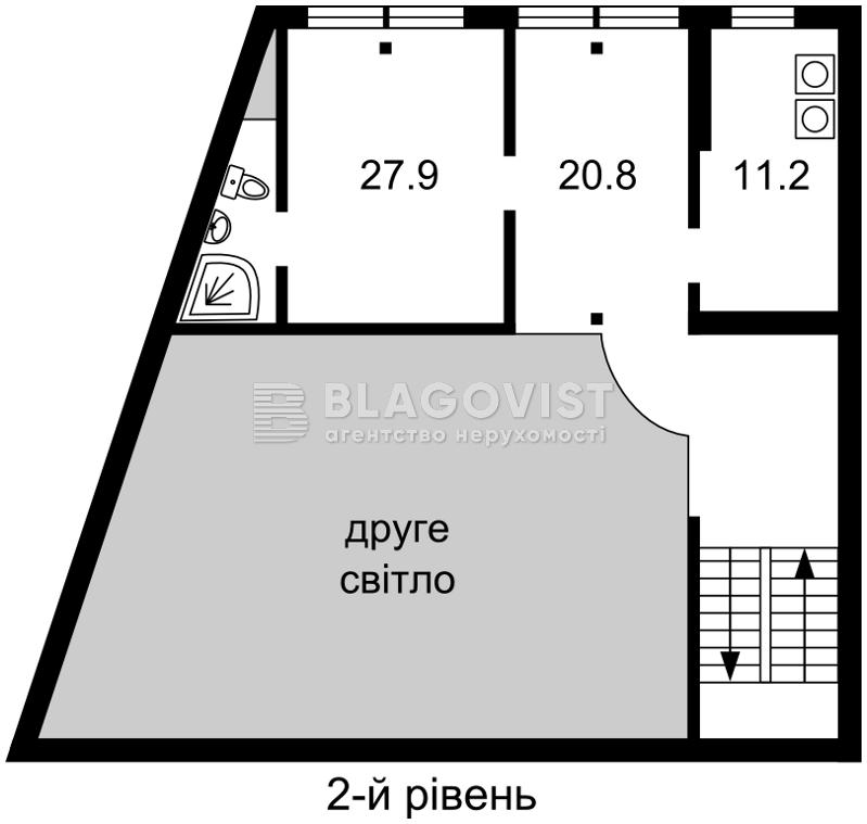 Квартира A-102055, Львовская пл., 4, Киев - Фото 4