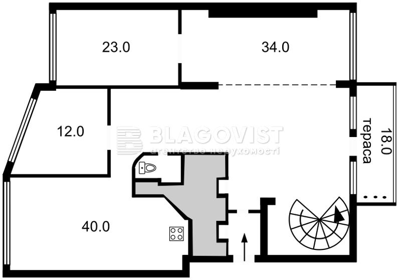 Квартира Z-576478, Старонаводницкая, 13, Киев - Фото 7