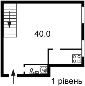 Квартира Толстого Льва, 5, Київ, H-3305 - Фото2