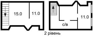 Квартира Толстого Льва, 5, Київ, H-3305 - Фото 3