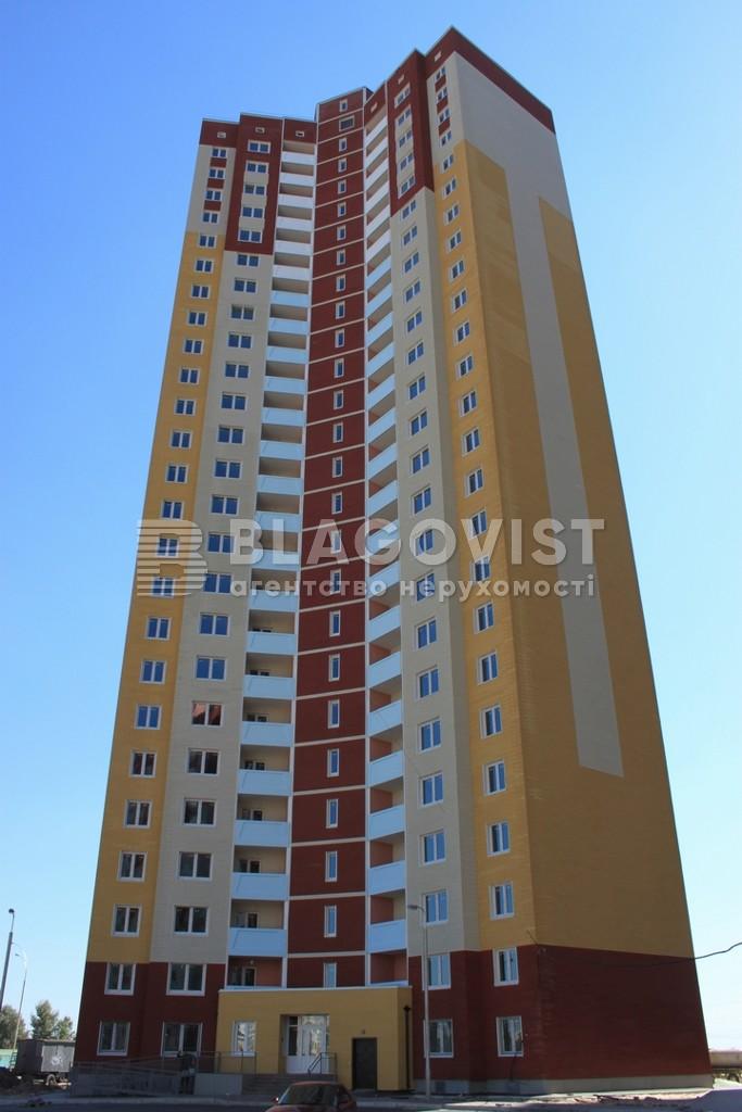 Квартира Z-1755816, Чавдар Елизаветы, 28, Киев - Фото 1