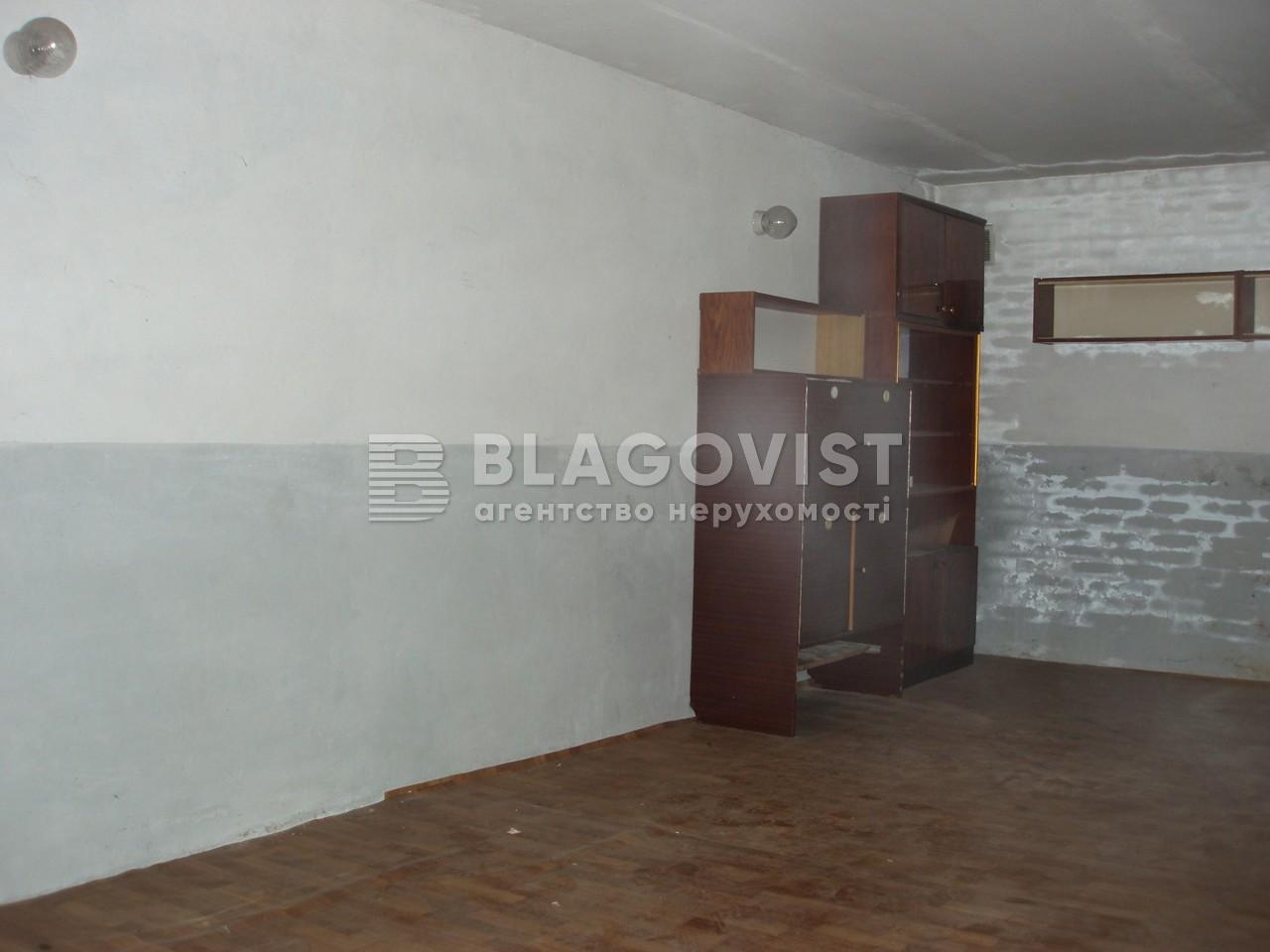 Гараж, P-13781, Салтикова-Щедріна, Київ - Фото 4