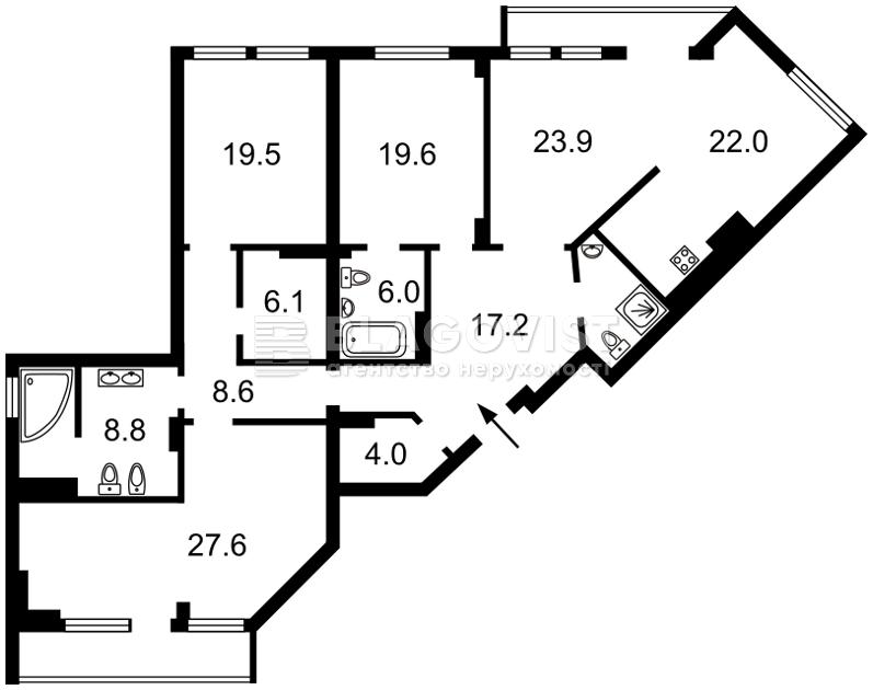 Квартира M-26030, Звіринецька, 47, Київ - Фото 5