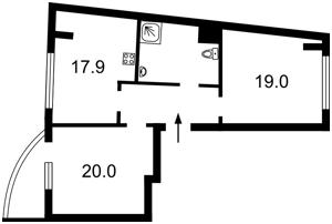 Квартира Златоустовская, 52, Киев, Z-1460161 - Фото2