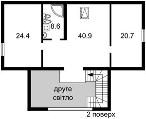 Будинок H-32744, Садова (Осокорки), Київ - Фото 4