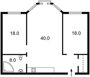 Квартира Полтавская, 10, Киев, X-11133 - Фото2