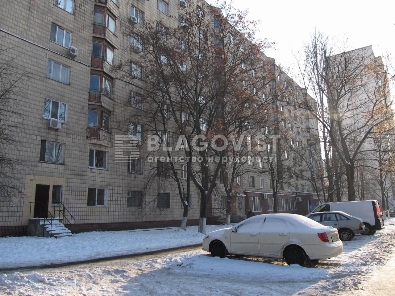 Квартира A-107048, Рокоссовского Маршала просп., 8, Киев - Фото 1