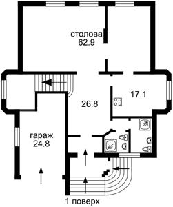 Дом E-32875, Туполева Академика, Киев - Фото 2