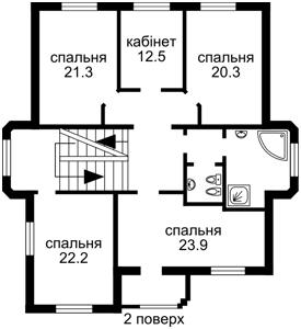 Дом E-32875, Туполева Академика, Киев - Фото 3