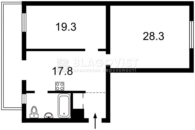 Квартира P-4470, Банковая, 3, Киев - Фото 4