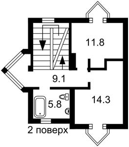 Будинок H-33217, Добровольчих батальйонів (Панфіловців), Київ - Фото 5