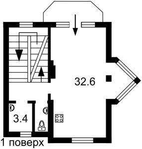 Дом Добровольческих батальонов (Панфиловцев), Киев, H-33256 - Фото 2