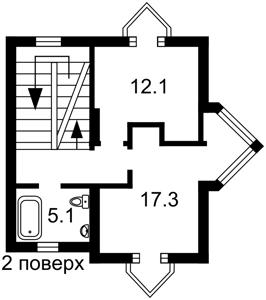 Дом Добровольческих батальонов (Панфиловцев), Киев, H-33256 - Фото 3