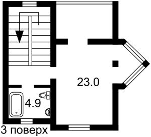 Дом Добровольческих батальонов (Панфиловцев), Киев, H-33256 - Фото 4