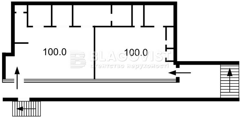 Нежилое помещение, Z-969663, Героев Сталинграда просп., Киев - Фото 5