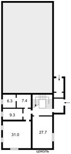 Дом Старокиевская, Козин (Конча-Заспа), F-25722 - Фото
