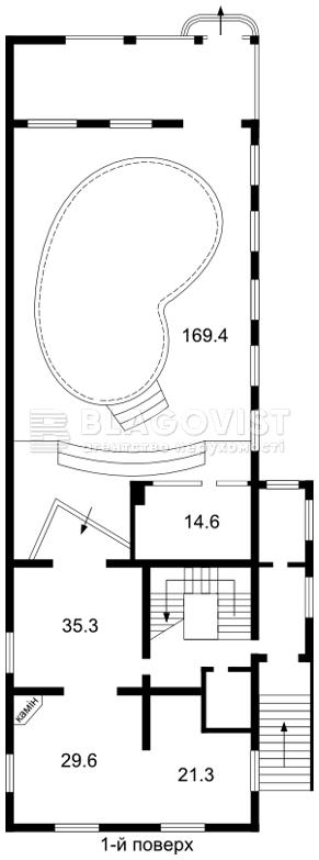 Дом F-25722, Старокиевская, Козин (Конча-Заспа) - Фото 2