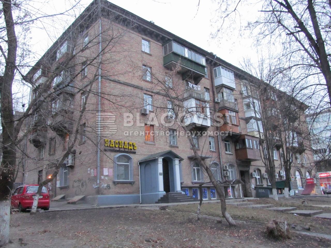 Нежилое помещение, Васильковская, Киев, Z-771742 - Фото 1