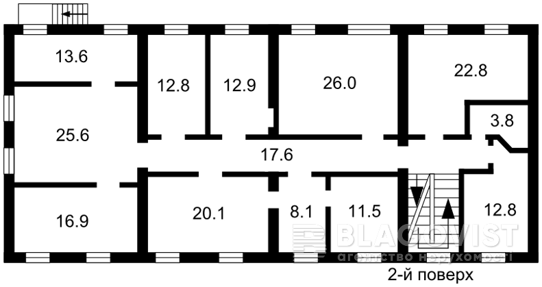 Будинок, F-32458, Сім'ї Стешенків (Строкача Тимофія), Київ - Фото 2