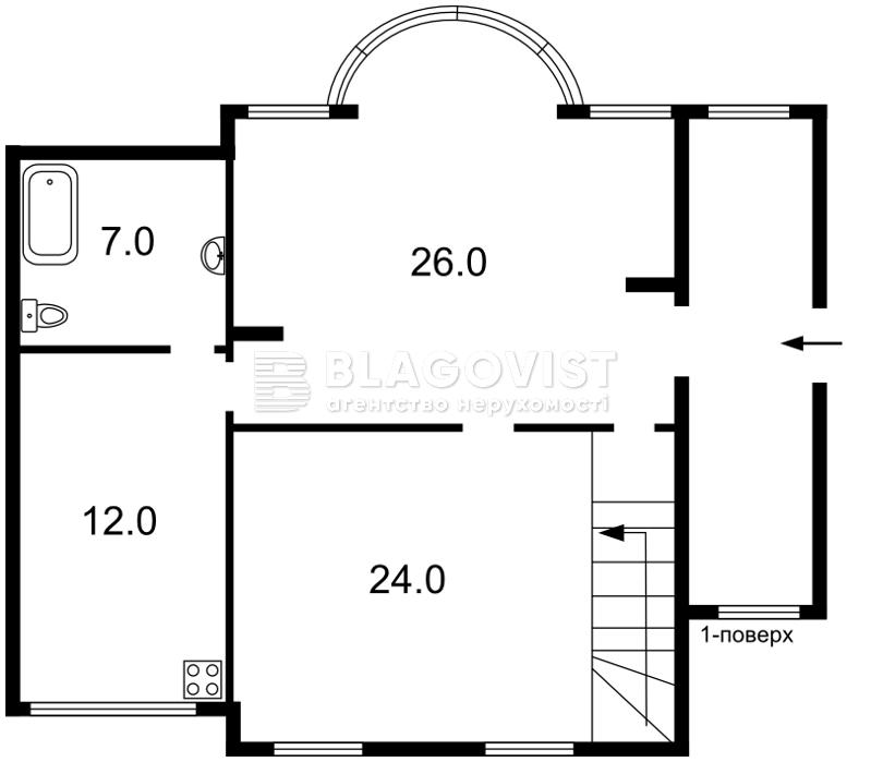 Дом X-11761, Рожны - Фото 6