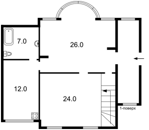 Будинок Рожни, X-11761 - Фото2