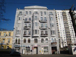 Нежитлове приміщення, Саксаганського, Київ, F-40195 - Фото1