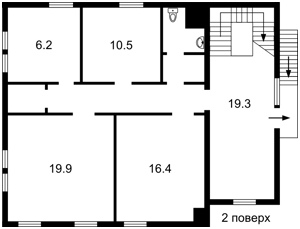 Нежитлове приміщення, Хмельницька, Київ, M-25726 - Фото 4