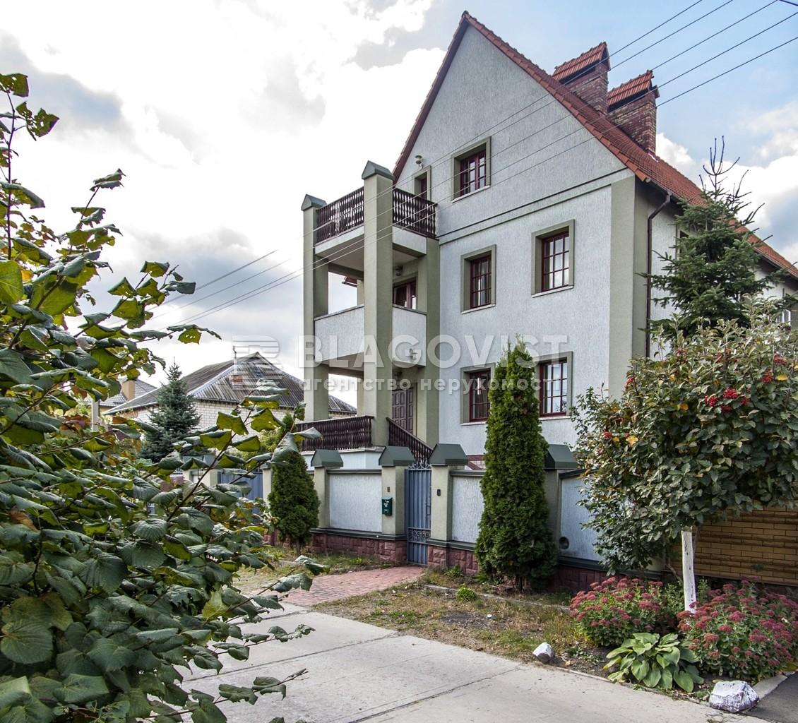 Дом H-33909, Лесная, Петропавловская Борщаговка - Фото 1
