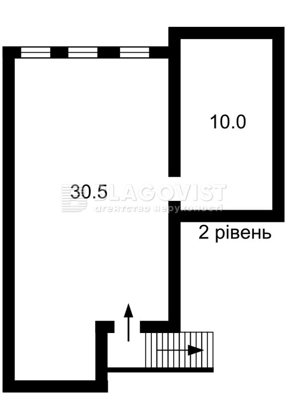 Нежитлове приміщення, P-12345, Бессарабська пл., Київ - Фото 4