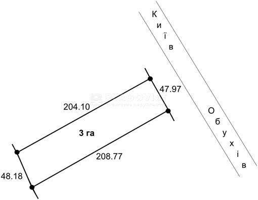 Земельна ділянка, F-20959