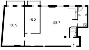 Квартира Рейтарская, 35а, Киев, Z-569788 - Фото2