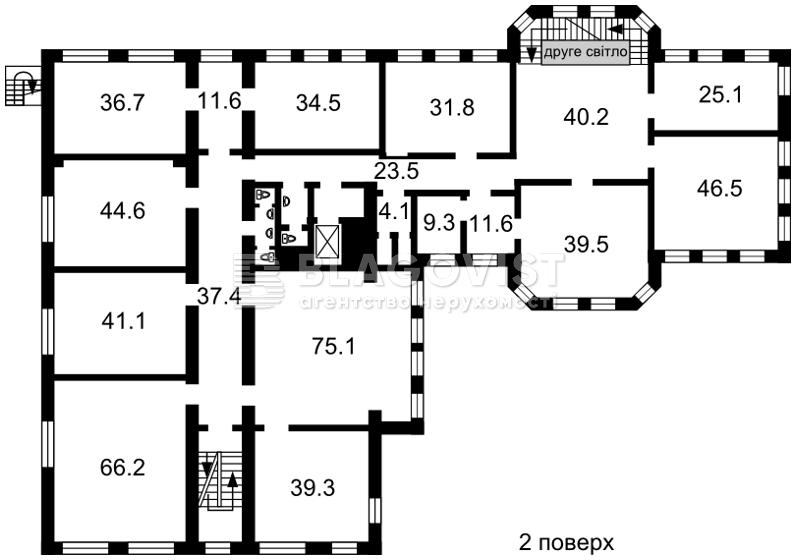 Дом, Y-1434, Липская, Киев - Фото 7
