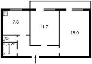 Квартира Смілянська, 17, Київ, X-6767 - Фото2
