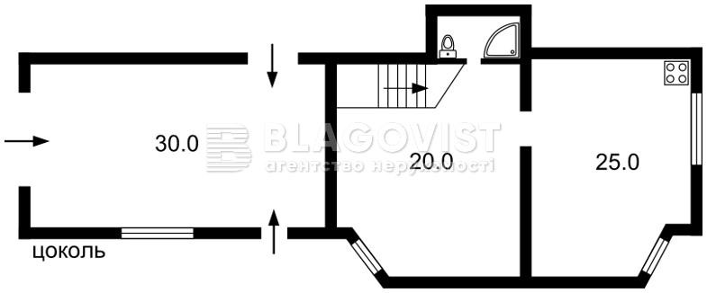 Дом X-11504, Чайки - Фото 3