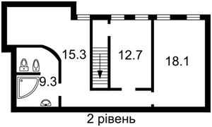 Квартира Лютеранська, 11б, Київ, J-14886 - Фото3