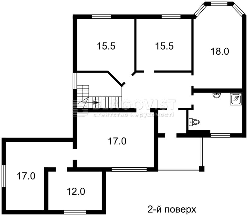 Дом R-8146, Парковая, Юровка (Киево-Святошинский) - Фото 7