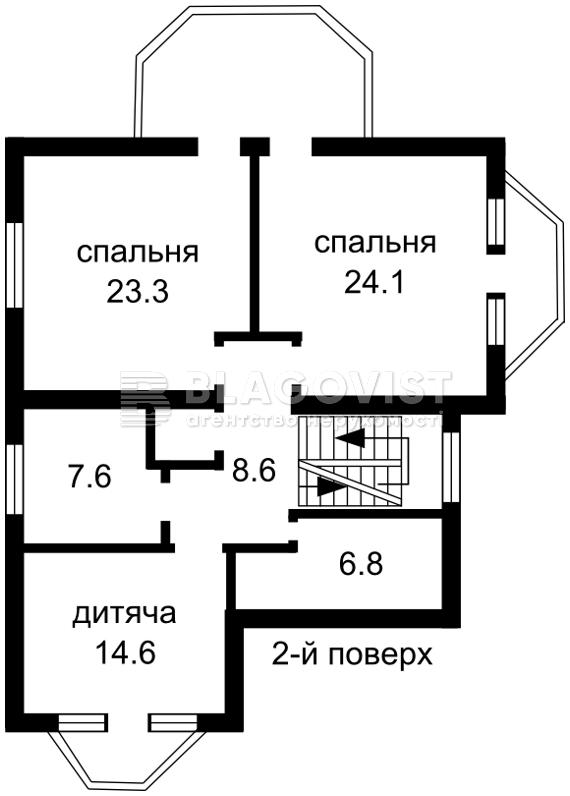 Дом C-99837, Межигорская, Новые Петровцы - Фото 6