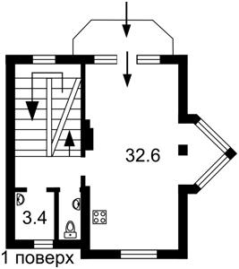 Нежилое помещение, Редутная, Киев, H-33219 - Фото 3