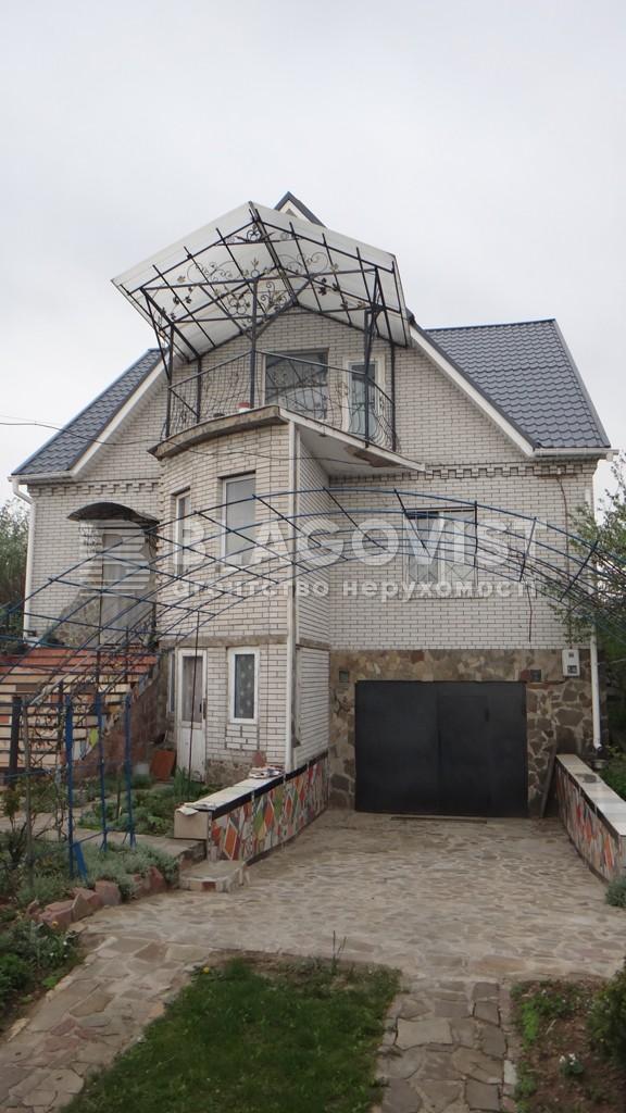 Дом F-33473, Луговая, Софиевская Борщаговка - Фото 2