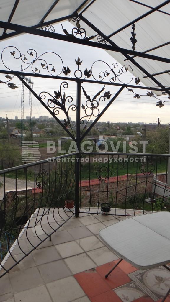 Дом F-33473, Луговая, Софиевская Борщаговка - Фото 25