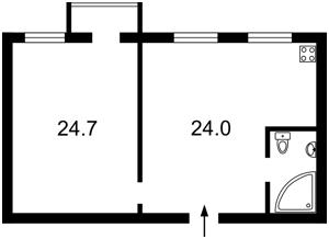 Квартира Михайловская, 24а, Киев, Z-1367353 - Фото2