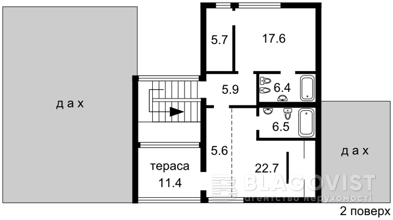 Дом M-26365, Хотяновка - Фото 3