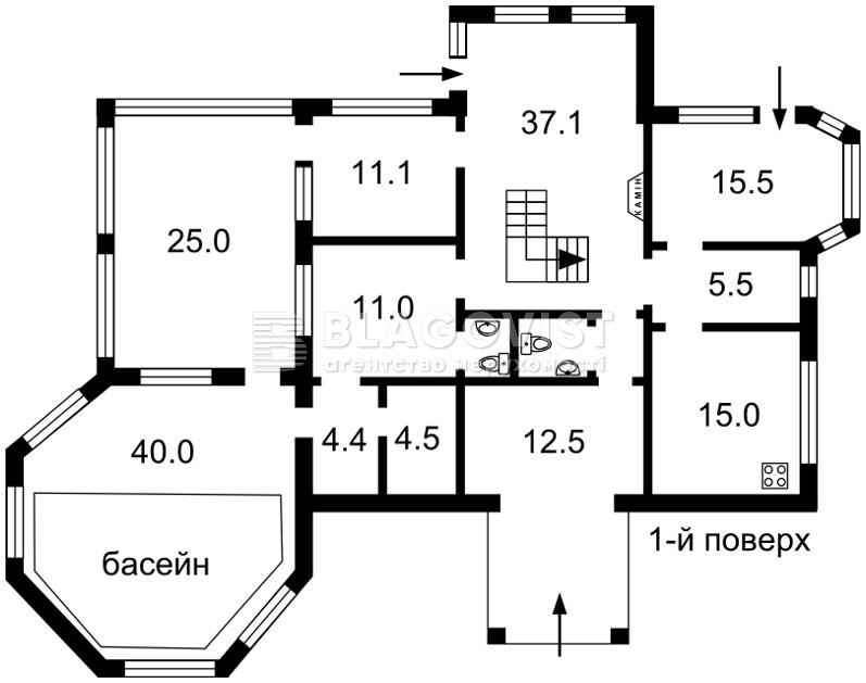 Дом E-33697, Садовая (Осокорки), Киев - Фото 4