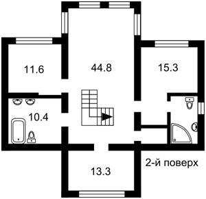 Дом E-33697, Садовая (Осокорки), Киев - Фото 5
