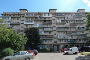 Квартира Архипенко Александра (Мате Залки), 3, Киев, A-110959 - Фото1