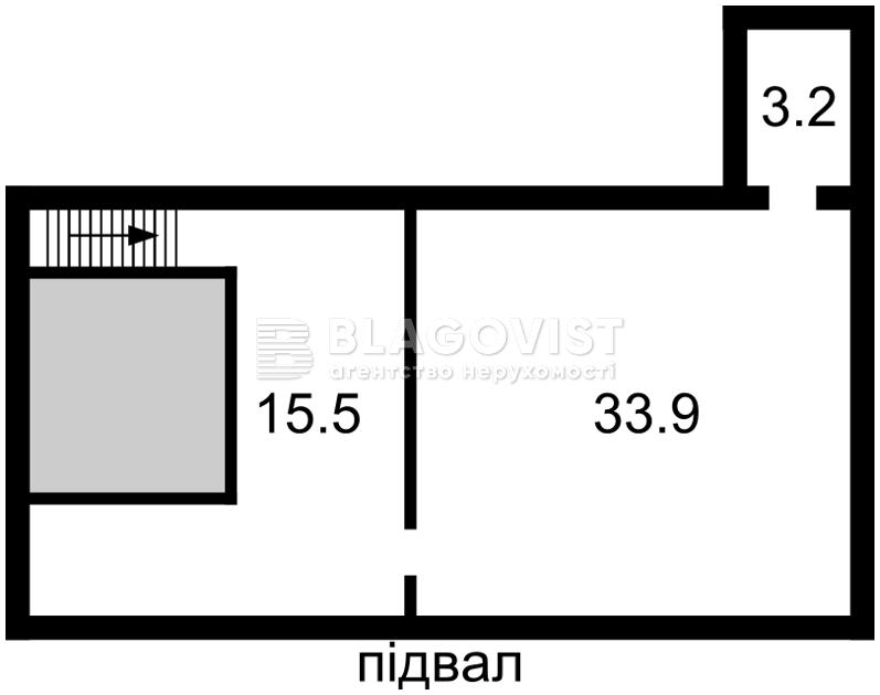 Нежилое помещение, P-15628, Борщаговская, Киев - Фото 2