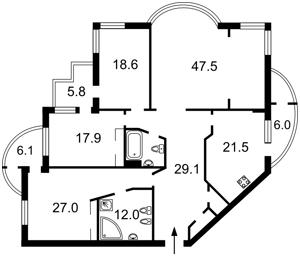 Квартира E-33768, Старонаводницька, 13а, Київ - Фото 7