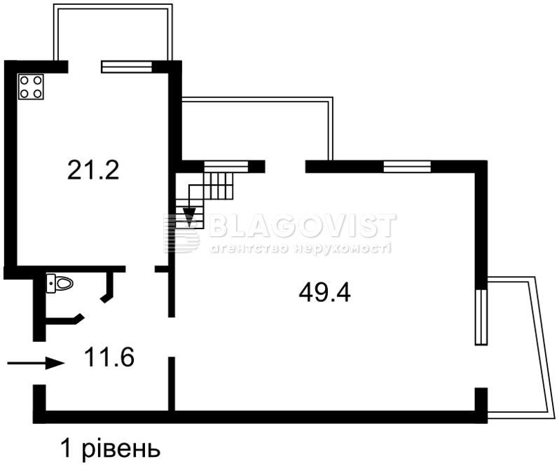Квартира D-29324, Гончара О., 47б, Київ - Фото 5